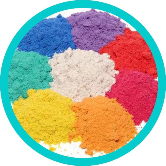 Colour-Sand