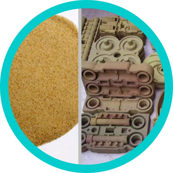 Resin-Coated-Sand